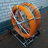 FRP Electric Cable Duct Rodders, Conduiting Cable Push Rods