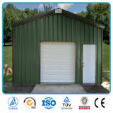 Prefabricated Industrial Steel Structure Construction (SH-644A)