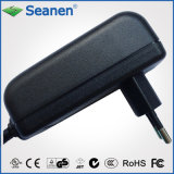 24W Series Power Adaptor with UL/cUL/GS/CE/CB/C-Tick/CCC/PSE/FCC Approval