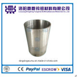 High Purity Polished Tungsten Crucibles for Sapphire Crystal