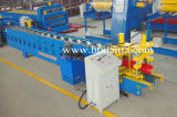 Color Steel Sheet Roof Ridge Cap Roll Forming Machine