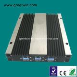 10-20dBm GSM850+1900+4G 2600 Tri Band Cellphone Signal Repeater (GW-20CPL)