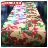 Camouflage Grain Steel Coil in Boxing