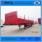 Shandong Tongya 3 Axle Side Wall Semi Trailer