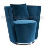 Popular Cheap Leisure Furniture Hot Sale Leather Leisure Chair (SZ-LC825)