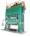Fiber Reinforced Plastics (SMC) Press Machine (HJ078)