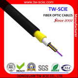 Steel Wire Armoured Unitube Metallic of Fiber Optic Cable (GYXTY)
