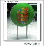 Round Shape Acrylic Lightbox (AL024)