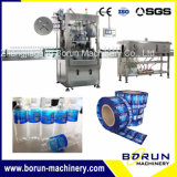 Auto Shrink Sleeve Labeling Machine with Steam Shrink Tunnel and Generator
