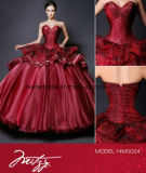 Burdundy Quinceanera Gowns Sweetheart Fashion Quinceanera Dresses Z3017