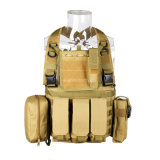 Military Bulletproof Tactical Mesh Molle Airsoft Vest Cl4-0025