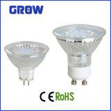 3W MR16/GU10 Glass LED Spotlight (GR628)
