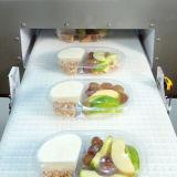 Conveyor Food Metal Detector for Fruit Juice Vegetable Industry