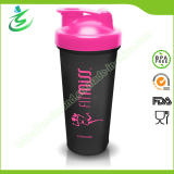 600 Ml Wholesale Protein Shaker Bottle with Spring Ball