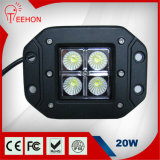 20W CREE Waterproof LED Light for Harvester/Tractor/Truck/Pickup