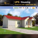 Easy Assembling Sandwich Material Double Floor Villa Economic Prefab House with Ce