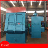 Tumble Belt Shot Blasting Cleaning Machine with with Manual Door