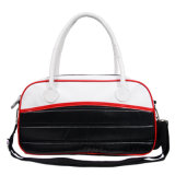 Casual PU Leather Lady′s Handbag with Shoulder Strap