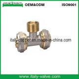Forged Brass Male Pex-Al-Pex Tee/ Pex Elbow (IC-1011)