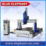 Hot Style! Ele-1530 4 Axis CNC Milling Machine Kit for Wood Aluminum Foam