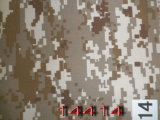 Khaki Digital 200GSM Twill Military Camouflage Fabric