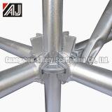 Galvanized Steel Wedge Lock Scaffold System, Guangzhou Manufacturer