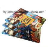 Hardcover Comic Book Printing (jhy-739)