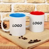 Colour Inside Ceramic Mug with Customer Design in Low Price