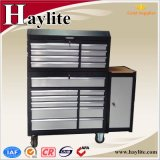 Widely Used Black Powder Coating Steel Workbench with Drawers for Sale