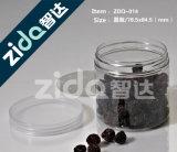 500ml Plastic Bottle Plastic Jar with Aluminum Lid for Health Food