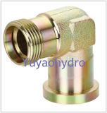 Hydraulic Bite Type Elbow Flanges