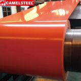 Color Coated Steel Coil/ PPGI Steel Coil/Prepainted Galvanized Steel Sheet