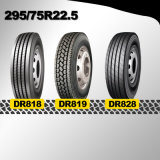 Double Road Radial Truck Tire 295/75r22.5 Tire for Us