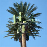 Artificial Palm Tree Communication Poles Monopole Antenna Tower