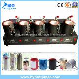 Five Station Mug Heat Press Machine