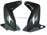 MV Agusta Radiator Covers Made From Real Carbon Fiber