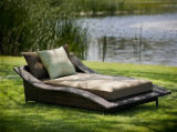 Stylish Rattan Furniture, New PE rattan sofa, Modern Wicker Furniture (DH-9705)
