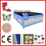 Leather/ Fabric / Textile / Acrylic Laser Engraving Cutting Machine Best Price