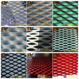 Powder Coated Expanded Metal Mesh Sheet for Decoration