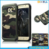 Hybrid Rugged Defender Camouflage Phone Case for Samsung Galaxy S7/S6/S5/S4