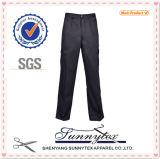 OEM Service Cotton Industrial Blue Mens Cargo Pants