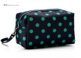 230d Polyester Beautiful Cosmetic Bags