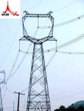Angle Steel Transmission Tower for Power Transmission