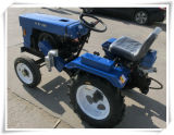 Hot Sale 10HP 12HP 15HP Farm Zubr Mini Tractor with Avaliable Implement
