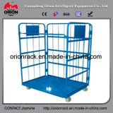 Storage Wire Roll Container Cage