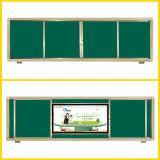 2017 Promotion! ! ! Lb-03 Magnetic Green Chalkboard Sliding Board for Sale