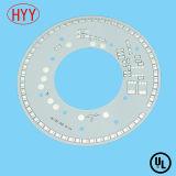 PCB Manufacturing 4 Layers Aluminum Bare LED PCB Board (HYY-152)
