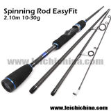 in Stock Wholesale Fishing spinning Rod Easyfit