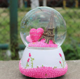 Polyresin Weding Gift&Home Decor Water Globe Snow Globe