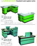 Hot Sale Supermarket Cash Checkout Counter/Table/Desk